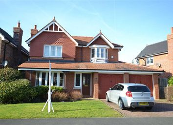 Thumbnail 4 bed detached house to rent in Kingsbury Drive, Wilmslow, Cheshire