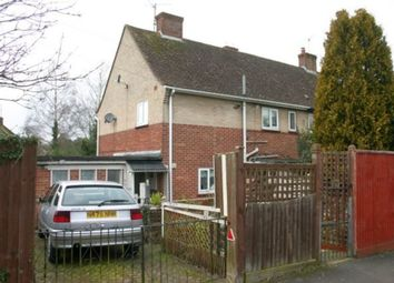 Thumbnail 3 bed semi-detached house for sale in Priory Avenue, Hungerford