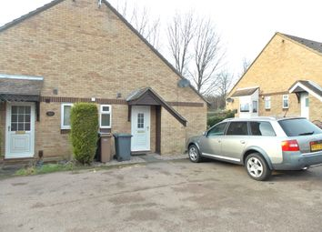 Thumbnail 1 bed end terrace house to rent in Blyford Way, Felixstowe