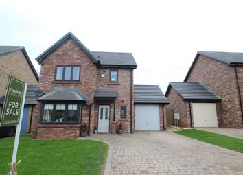 Thumbnail 3 bed detached house for sale in St Cuthberts Close, Wigton