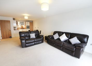 Thumbnail 1 bed flat to rent in Munich House, Century Wharf, Cardiff Bay