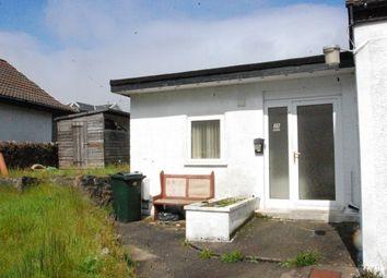 Thumbnail 1 bed bungalow to rent in 35 Pilot Street Pilot Street, Dunoon PA23,