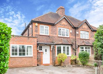 Aston Road, Claygate, Esher KT10. 4 bed semi-detached house for sale