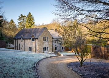 Thumbnail 4 bed detached house for sale in Frampton Mansell, Stroud
