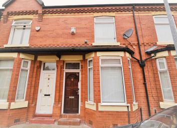 Thumbnail 4 bed terraced house to rent in Ventnor Street, Salford