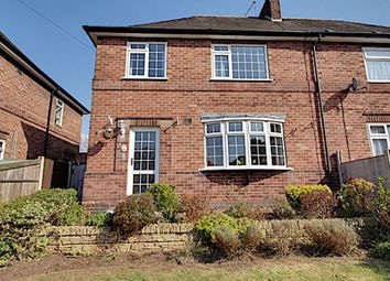 Thumbnail 3 bed semi-detached house for sale in Revill Crescent, Stapleford, Nottingham