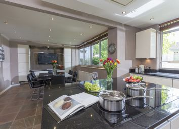 Thumbnail 6 bed detached house for sale in Parklands, Whitefield, Manchester