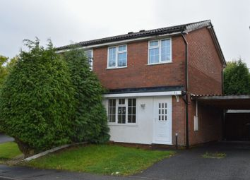 Thumbnail 2 bed semi-detached house to rent in Portobello Close, The Rock, Telford
