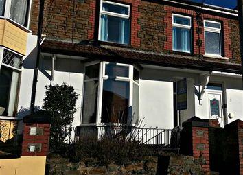 Thumbnail 3 bedroom terraced house for sale in James Street, Treforest, Pontypridd