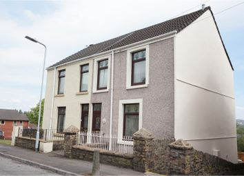 Thumbnail 3 bed semi-detached house for sale in Waun Road, Morriston
