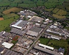 Thumbnail Light industrial for sale in Road Five, Winsford