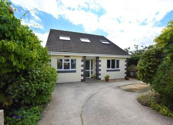 Thumbnail 3 bed detached house for sale in Tremeddan Terrace, Liskeard, Cornwall