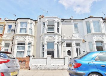 Thumbnail 3 bedroom terraced house for sale in Chichester Road, Portsmouth