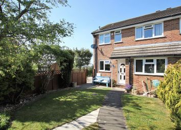 Thumbnail 3 bed semi-detached house for sale in Segsbury Road, Wantage