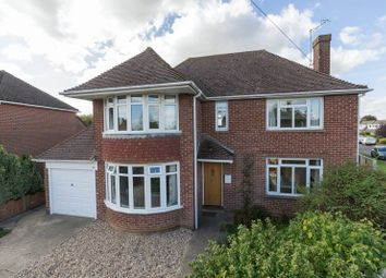 Thumbnail 4 bed detached house for sale in Stockbridge Gardens, Chichester