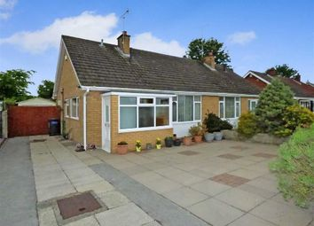 Thumbnail 2 bed semi-detached bungalow for sale in Arrowsmith Drive, Alsager, Stoke-On-Trent