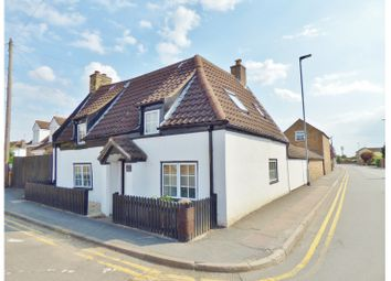 Thumbnail 4 bed detached house for sale in Eastgate, Whittlesey, Peterborough