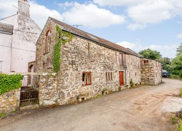 Thumbnail 4 bed barn conversion for sale in Goodameavy, Plymouth, Devon