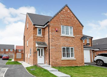 Thumbnail 4 bed detached house for sale in Brockwell Park, Kingswood, Hull