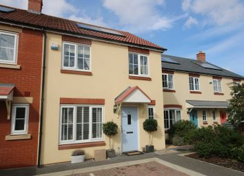 Thumbnail 3 bed terraced house for sale in Blacksmith Close, Williton, Taunton