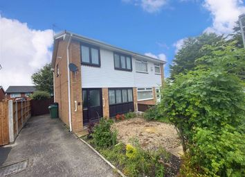 Thumbnail 3 bed semi-detached house to rent in Wellbrae Close, Wirral, Merseyside