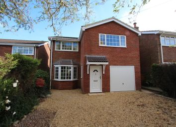 Thumbnail 4 bed detached house to rent in Firs Avenue, Uppingham, Oakham