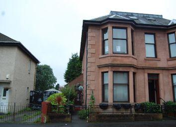 Thumbnail 2 bedroom flat for sale in Barnwell Terrace, Drumoyne