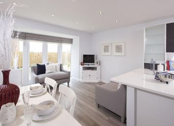 "Thumbnail 3 bed terraced house for sale in ""Helmsley"" at Station Road, Longstanton, Cambridge"