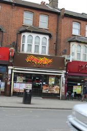 Thumbnail Restaurant/cafe to let in High Street North, London