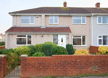 Thumbnail 4 bed property for sale in Warwick Road, Keynsham, Bristol