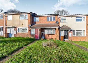 Thumbnail 3 bed terraced house for sale in Conifer Drive, Lordswood, Chatham