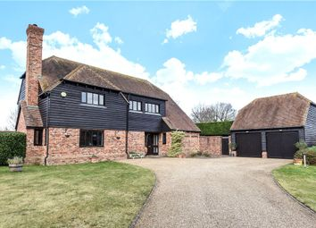 Thumbnail 5 bed detached house for sale in Woodhill Court, Woodhill, Send