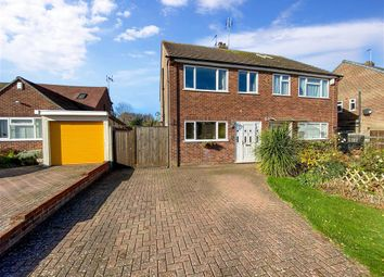 Thumbnail 3 bed semi-detached house for sale in Nursery Road, Meopham, Kent