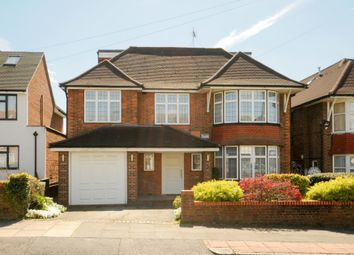 Thumbnail 5 bed detached house for sale in Kingsgate Avenue, Finchley N3,