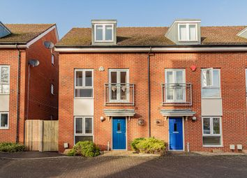 Thumbnail 3 bed terraced house for sale in Isis Close, Oxford
