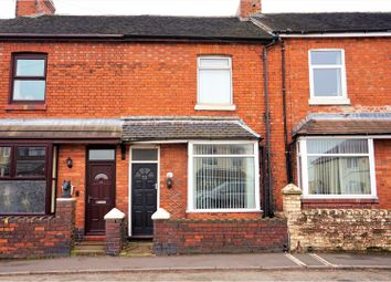 Thumbnail 3 bed terraced house for sale in Bemersley Road, Stoke-On-Trent