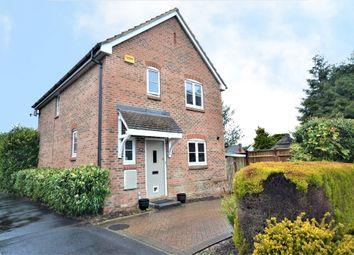 Thumbnail 3 bed detached house for sale in Lanes End, Chineham, Basingstoke