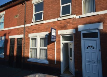 Thumbnail 3 bed end terrace house to rent in Becher Street, Derby