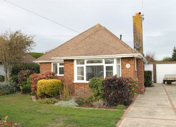 Thumbnail 2 bed bungalow for sale in Sutton Avenue, Rustington, West Sussex