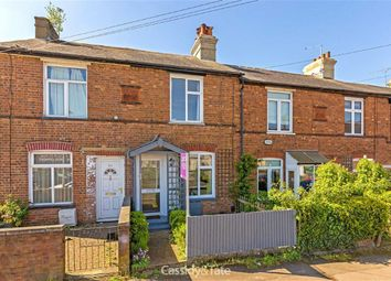 Thumbnail 2 bed terraced house for sale in Hedley Road, St Albans, Hertfordshire