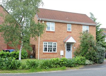 Thumbnail 3 bed detached house for sale in Woodseaves Close, Irlam, Manchester