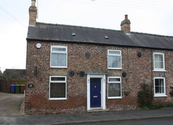 Thumbnail 3 bed cottage to rent in Main Street, Barmby Moor, York