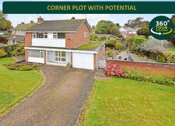 3 bed detached house for sale in Beech Road, Oadby, Leicester LE2