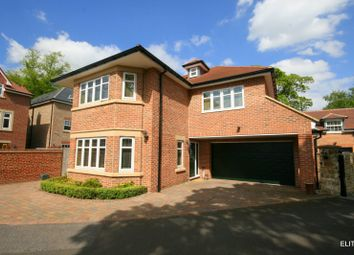 Thumbnail 5 bed detached house for sale in Bishops Gate, Durham