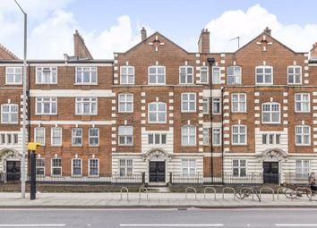 Thumbnail 2 bed flat for sale in Talgarth Road, London