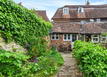 Thumbnail 2 bed end terrace house for sale in Vicarage Hill, Westerham