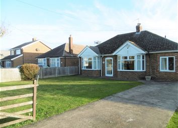 Thumbnail 3 bedroom bungalow to rent in Grantham Road, Waddington, Lincoln