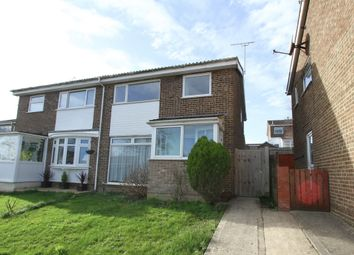 3 bed semi-detached house to rent in Bankside, Banbury OX16