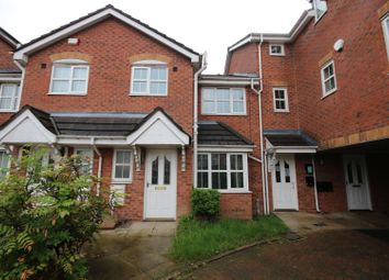 Thumbnail 3 bed terraced house for sale in Whitestar Court, Irlam, Manchester