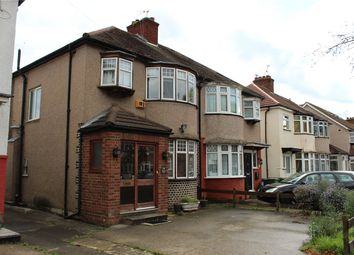 Thumbnail 3 bed semi-detached house for sale in Kenmore Avenue, Harrow